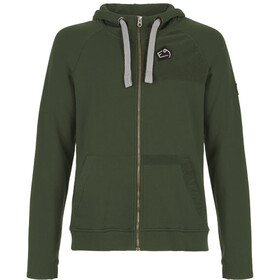 E9 Led Fleece Jas Heren, musk